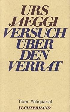 Versuch uber den Verrat (German Edition)