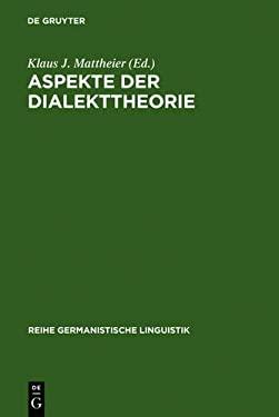 Aspekte Der Dialekttheorie 9783484310469