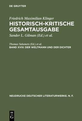 Der Weltmann Und der Dichter 9783484280366