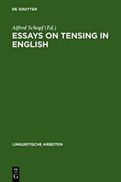 Essays on Tensing in English: Vol. 2: Time, Text and Modality 9783484302280