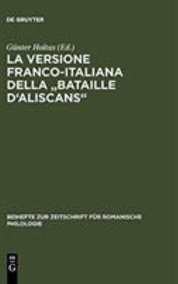 La Versione Franco-Italiana Della