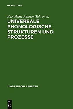 Universale Phonologische Strukturen Und Prozesse 9783484303102