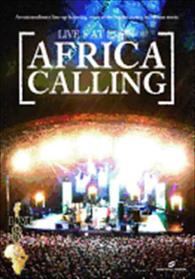 Africa Calling: Live 8 at Eden