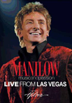 Barry Manilow: Music & Passion, Live from Las Vegas