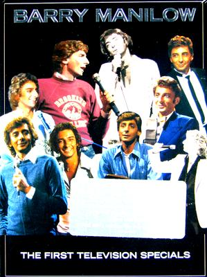 Barry Manilow: First Television Special
