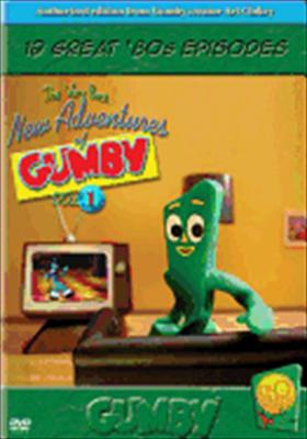 Gumby New Adventures Volume 1