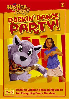 Hip Hop Baby: Rockin' Dance Party