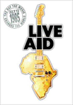 Live Aid: July 13, 1985
