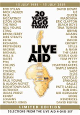 Live Aid: 20 Years Ago Today - The Story of Live Aid