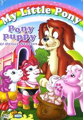 My Little Pony-Pony Puppy & Other Stories