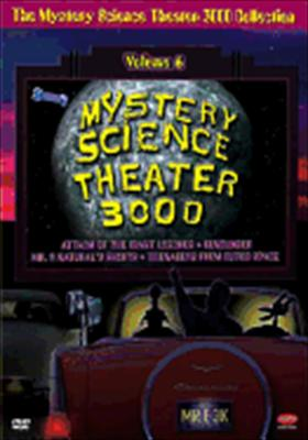 Mystery Science Theater 3000 Collection Vol. 6