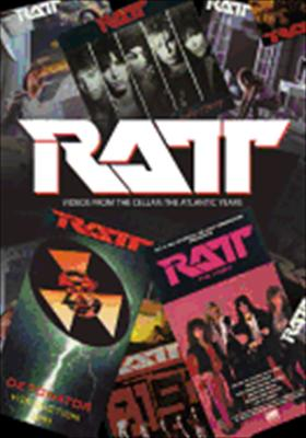 Ratt: Videos from the Cellar, the Atlantic Years