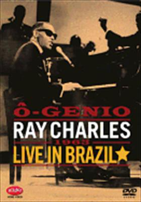 Ray Charles: Live in Brazil 1963