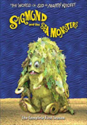 Sigmund & the Sea Monsters: The Complete First Season