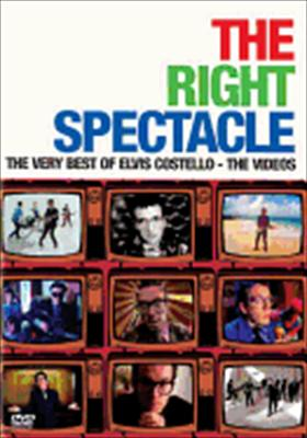 The Very Best of Elvis Costello: The Right Spectacle