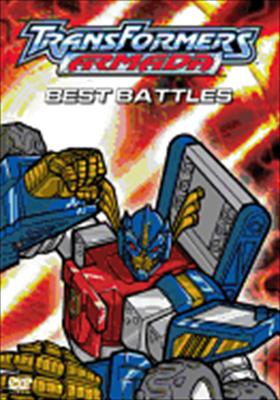 Transformers Armada: Best Battles