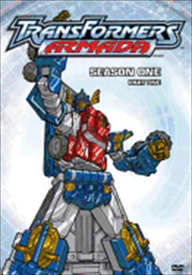 Transformers Armada: Season One, Part One