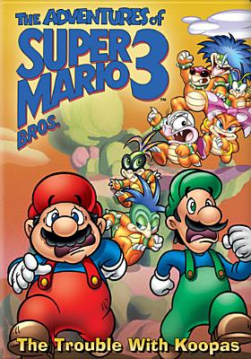 Adventures of Super Mario Bros. 3: Trouble with Koopas