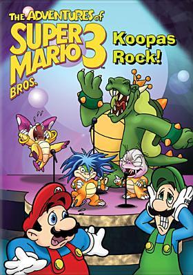 Adventures of Super Mario Bros. 3: Koopas Rock