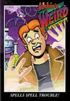 Archie's Weird Mysteries: Spells Spell Trouble