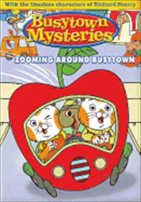 Busytown Mysteries: Zooming Around Busytown