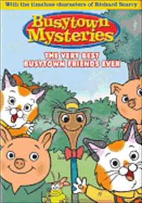 Busytown Mysteries: The Very Best Busytown Friends Ever