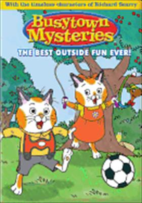 Busytown Mysteries: The Best Outside Fun Ever