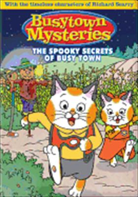 Busytown Mysteries: The Spooky Secrets of Busy Town