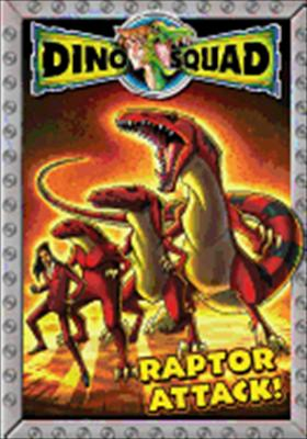 Dino Squad: Raptor Attack!
