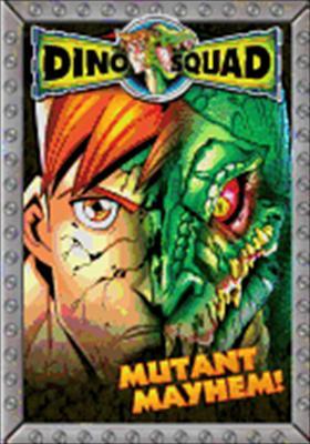 Dino Squad: Mutant Mayhem!