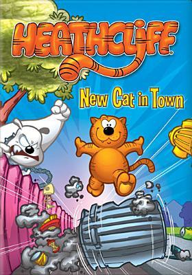 Heathcliff: New Cat in Town