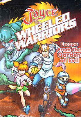 Jayce & the Wheeled Warriors: Escape from the Garden of Evil