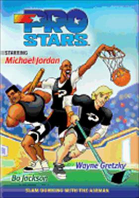 Pro Stars: Slam Dunking with the Air Man