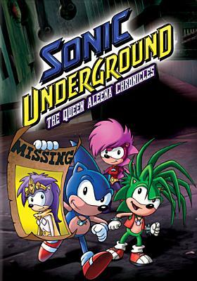 Sonic Underground: Queen Aleena Chronicles