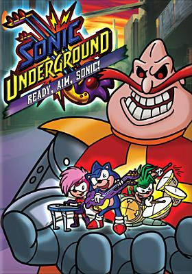 Sonic Underground: Ready Aim Sonic