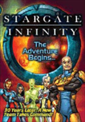 Stargate Infinity: The Adventure Begins...