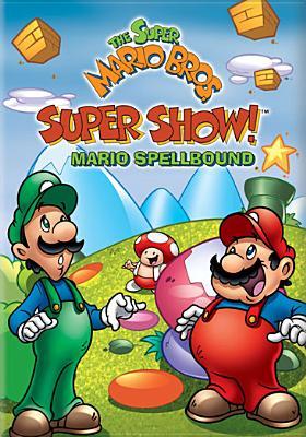 Super Mario Bros.: Mario Spellbound 0843501000649