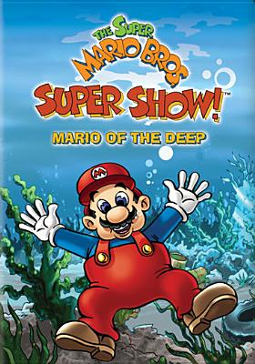 Super Mario Bros. Super Show: Mario of the Deep 0843501000571