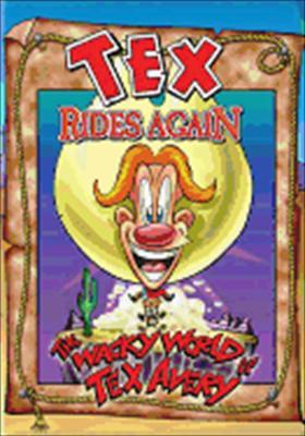 Wacky World of Tex Avery: Tex Rides Again