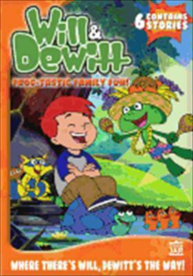 Will & DeWitt: Frog-Tastic Family Fun