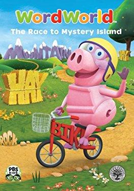 Wordworld: Race to Mystery Island
