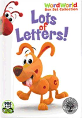 Wordworld: Lots of Letters Boxed Set Collection