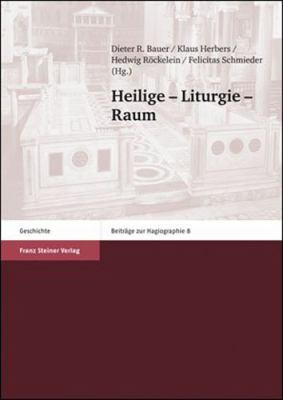 Heilige - Liturgie - Raum 9783515096041