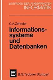 Informationssysteme Und Datenbanken 21370966