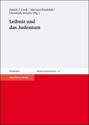 Leibniz Und Das Judentum 9783515092517