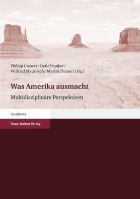 Was Amerika Ausmacht: Multidisziplinare Perspektiven 9783515093965