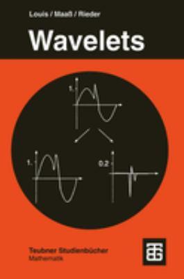 Wavelets: Theorie Und Anwendungen 9783519120940