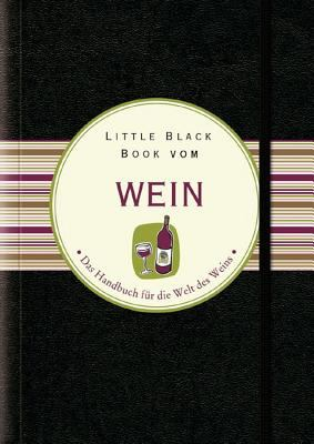 Little Black Book Vom Wein 9783527504008