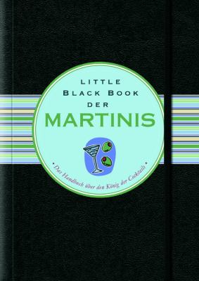 Little Black Book Der Martinis 9783527504398