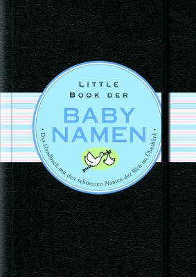 Little Black Book Der Babynamen 9783527504404